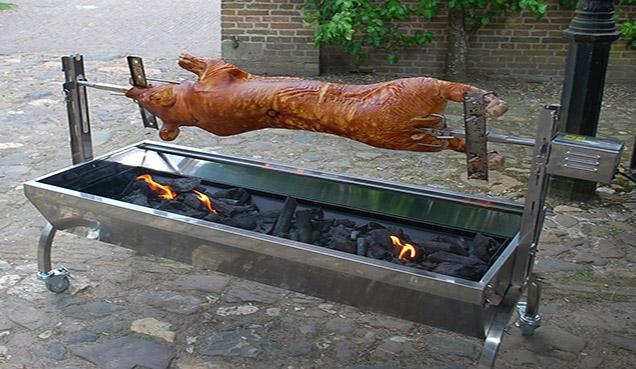 Speenvarken BBQ